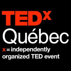 Logo de TEDxQuébec