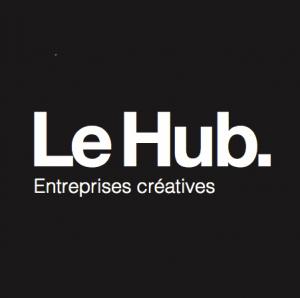 Logo du Le Hub.